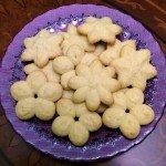 עוגיות 'חמאה'