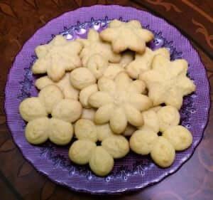 'Butter Cookies'