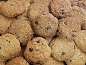 עוגיות שוקולד צ'יפס